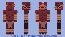 Breath of the Wild - Moblin Minecraft Skin