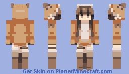 foxxie Minecraft Skin
