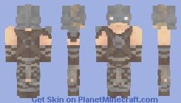 Dovahkiin Minecraft Skin