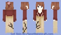 An old skin Minecraft Skin