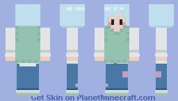 sweatervest boy Minecraft Skin
