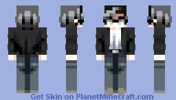 Akira Kurusu- {Yes he is based off of Persona 5} Minecraft Skin