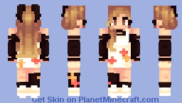That's a Human Person Minecraft Skin