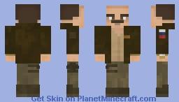 Escape From Tarkov - Prapor - EFT - 3d Parts - UPDATED ☆ Minecraft Skin