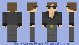 T-800 (1984) Minecraft Skin
