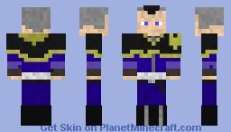 Magna Swing Minecraft Skin