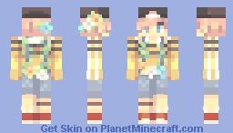 Wallflowers Minecraft Skin
