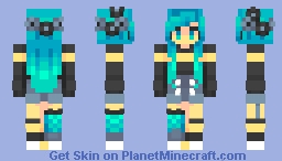 my soul, your beats Minecraft Skin