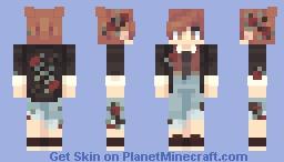 Rosary Minecraft Skin