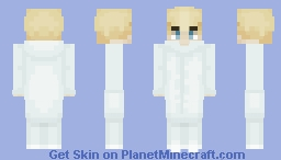 Character from Devilman Request Minecraft Skin