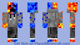 Lava Ice Creeper Minecraft Skin A improbable minecraft seed for a nether rush, this. lava ice creeper minecraft skin