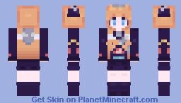 CL4P-TP || Borderlands 2 ( hum ) Minecraft Skin