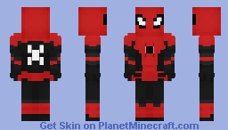 Spider-Man / Far From Home Minecraft Skin