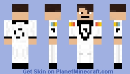 Cpt. Vernon Rook, New Earth Guard | Deep Space Skin Contest | Minecraft Skin