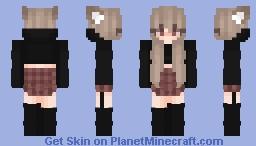 * M e d i a t * Minecraft Skin