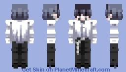 long flight Minecraft Skin