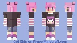 Sunset [Rce] | Holographic_ Minecraft Skin