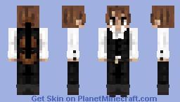 alexander rybak 🎻 Minecraft Skin