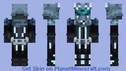 Argent Minecraft Skin
