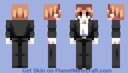 boom boom boom Minecraft Skin
