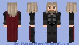 Avengers Endgame: Thor Odinson Minecraft Skin