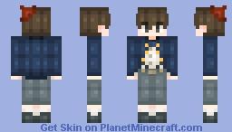 🥀 Wirt   Over The Garden Wall 🥀 Minecraft Skin
