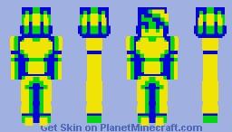 CRAZY Minecraft Skin