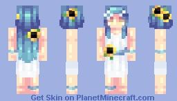 [Kari] Our Summer Will Come Again Minecraft Skin