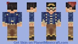 German Hussar (request) Minecraft Skin