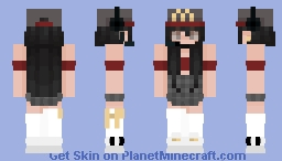 im lovin' it 💖🍟 Minecraft Skin