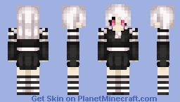 [[FNAF - Yet Newer, Yet Fancier]] Marionette Minecraft Skin