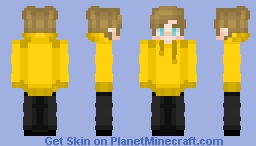 Me! [Updated and Better Version] Minecraft Skin