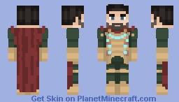 Mysterio | Spider man: Far from home Minecraft Skin