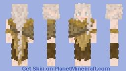 Nemir Green Garb Minecraft Skin