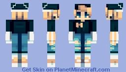 Summer Time Minecraft Skin
