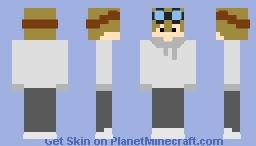My Minesona Minecraft Skin