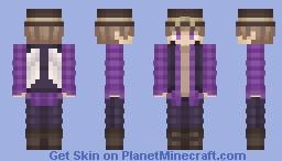 𝚃𝚆𝙳 𝙵𝚊𝚗 - 𝚁𝚎𝚚𝚞𝚎𝚜𝚝 𝚏𝚘𝚛 𝙹𝚊𝚢 𝚆𝚁𝙻𝙳 Minecraft Skin