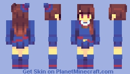 akko /+alts Minecraft Skin