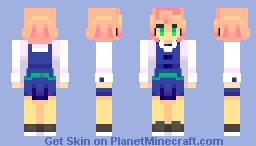 amanda /+alt Minecraft Skin