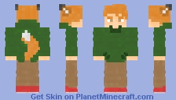 -DaniL special Minecraft Skin