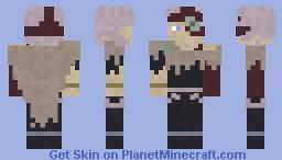 Rades Spirito Minecraft Skin