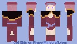 Vanessa Enoteca Minecraft Skin