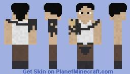 Yami Sukehiro Minecraft Skin