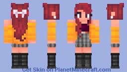 Late Summer Minecraft Skin