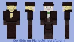 Lady Maria Minecraft Skin