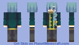 ashe bradley Minecraft Skin