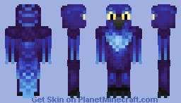 Owl (request) Minecraft Skin