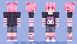Reshade Contest Entry - Annaru {Poppy-Reel} Minecraft Skin
