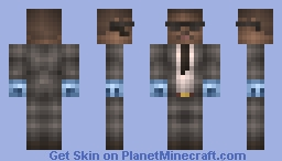 Bank Robber | 2nd Style Minecraft Skin