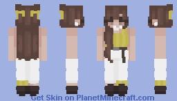 lamented Minecraft Skin